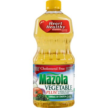 Mazola Vegetable Oil 2.84 L