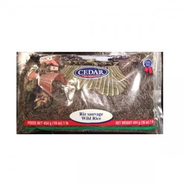 Cedar Wild Rice 454g