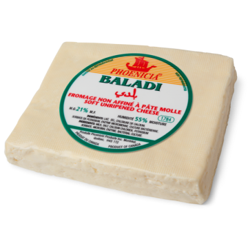 Baladi Vaccum cheese
