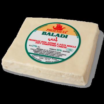 Baladi Vaccum cheese