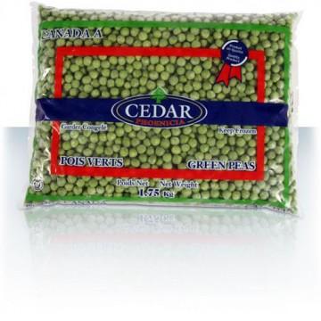 Frozen Green Peas 1,75kg