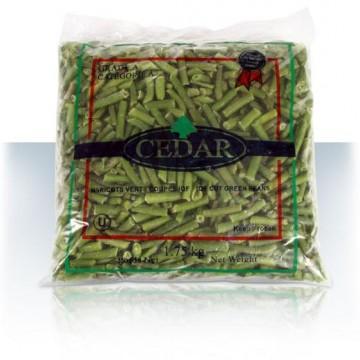 Frozen Iqf Green Cut Beans...