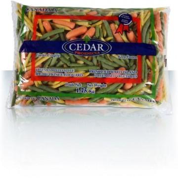 Frozen Peas & Carrots 1,75kg