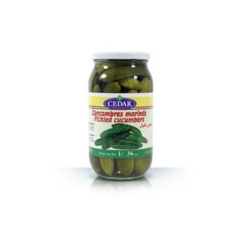 Pickled Cucumbers 1L