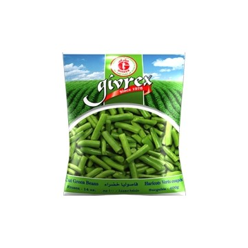 Frozen Green Cut Beans 400g