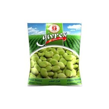 Frozen Peeled Green Fava 400g