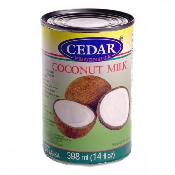 Cedar Coconut Milk