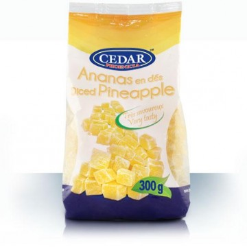 Cedar Diced Pineapple