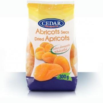 Cedar Dried Apricot