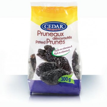 Cedar Dry Pitted Prune
