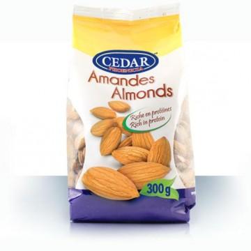 Cedar Natural Almond U.S.