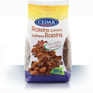 Cedar Sultana Raisin