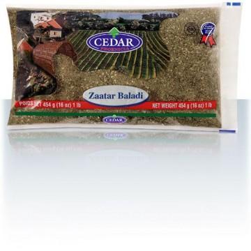 Cedar Zaatar Baladi