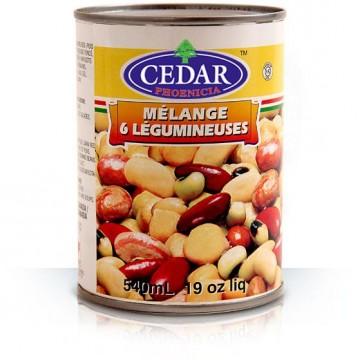 Cedar 6 Beans Blend