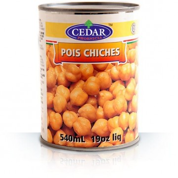 Chick Peas 540ml