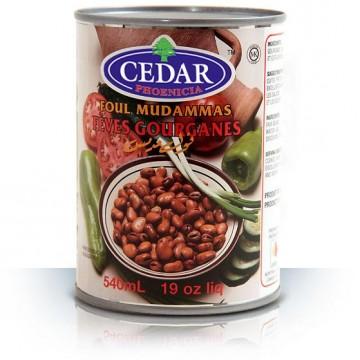 Fava Beans (Foul Mudammas)