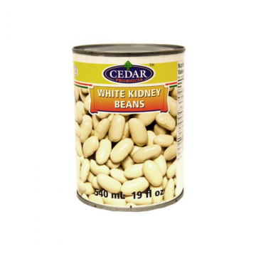 White Kidney Beans 540 ML