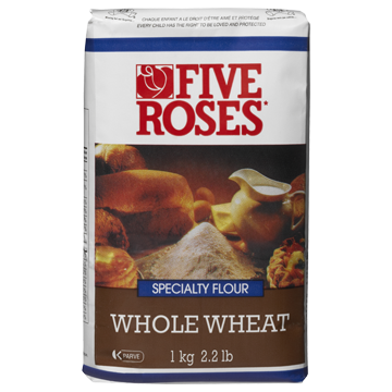 Five Rose Flour Whole Wheat