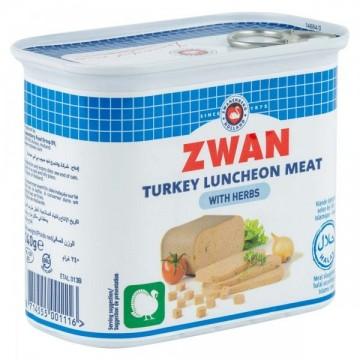 Zwan Turkey Luncheon Meat 340g