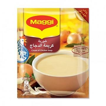 Maggi Cream Of Chicken Soup...
