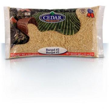 Cedar Burgol 1-2-3