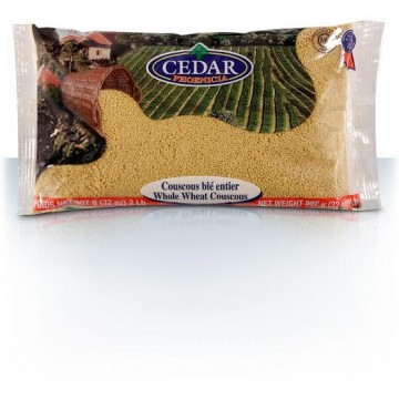 Cedar Couscous Whole Wheat...