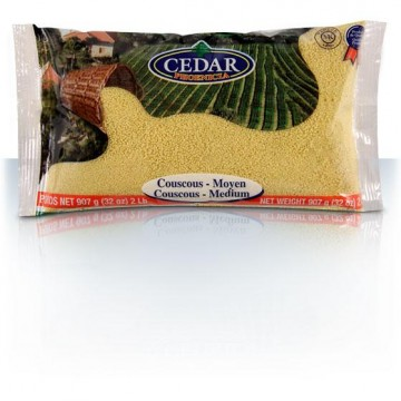 Cedar Couscous Medium
