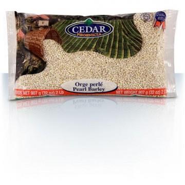 Cedar Pearled Barley