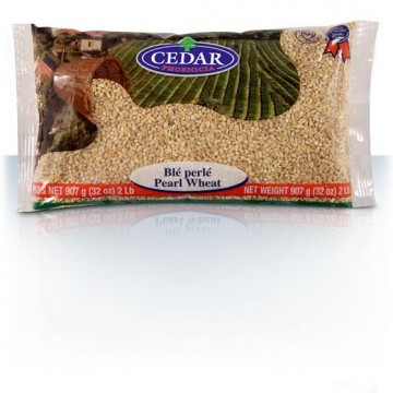 Cedar Pot Barley