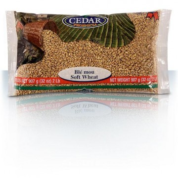 Cedar Soft Wheat