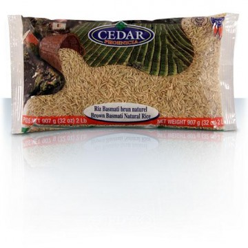 Brown Basmati Natural Rice...