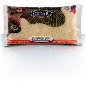 Cedar Calrose Rice 907g