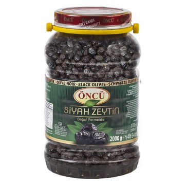 Natural Black Olives...