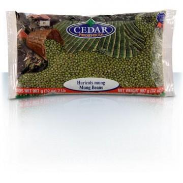 Cedar Dry Mung Beans