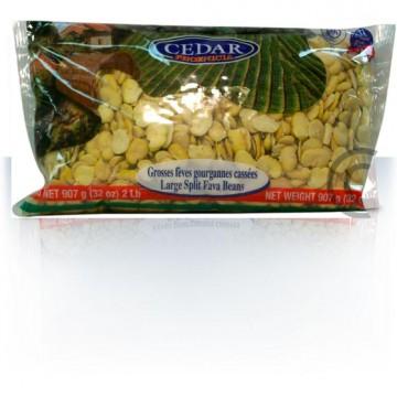 Split Large Fava Beans