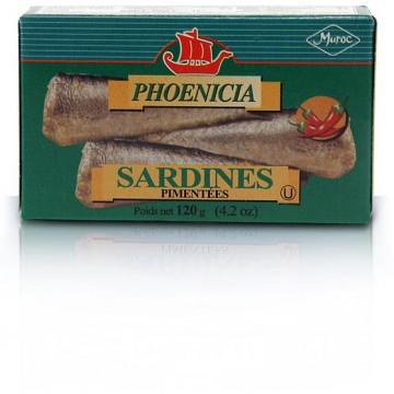 Sardines Spicy
