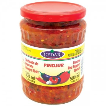 Pindjur (Peppers Spread)