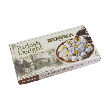 Turkish Delight with...