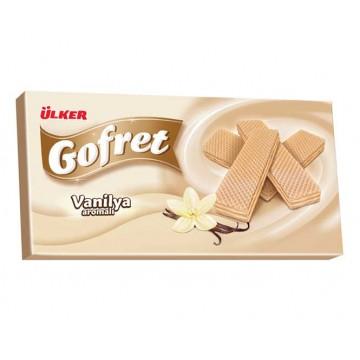 Ulker Gofret Vanilla