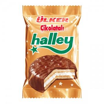 Ulker Halley...