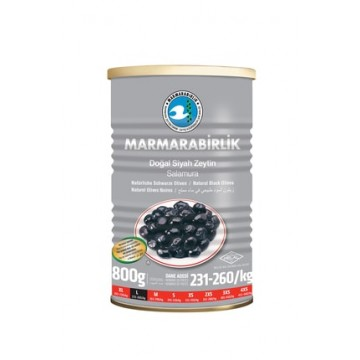Natural Black Olives L...