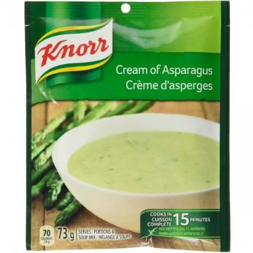 Knorr Cream Asparagus Soup