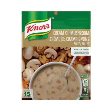 Knorr Cream Mushroom Soup