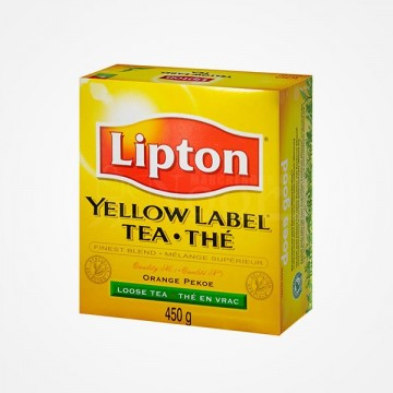Yellow Label Orange Pekoe...