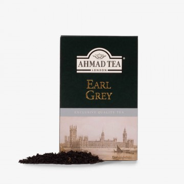 Ahmad Tea/ Earl Grey Tea...