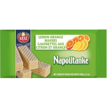 Orange/Lemon - Wafers Kras...
