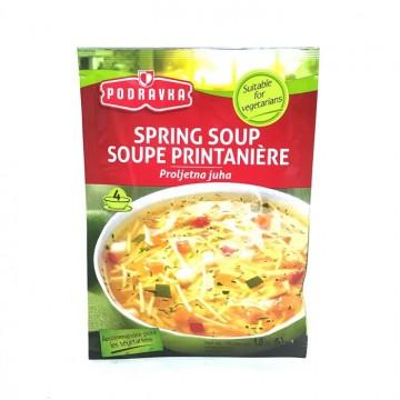 Spring Soup -Soup Podravka