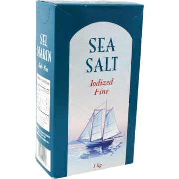 Spice Droga Sea Salt Fine