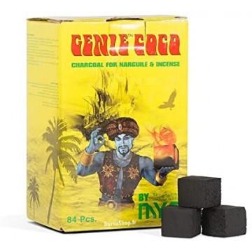 Genie Coco Charcoal 84 pcs