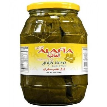 Alafia Grape Leaves 454g